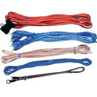 Zestaw kabli audio Sinustec BCS-6006, 200 W, 6 mm2