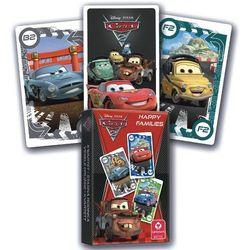 Gra Kwartet Cars2 Disney CARTAMUNDI