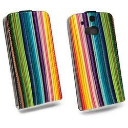 Flip Fantastic - HTC One M8s - futerał na telefon - sznurowadła