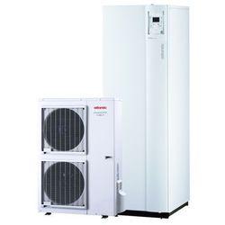 Pompa ciepła powietrze woda Excelia Tri DUO 16 z zasobnikiem wody - do powierzchni ok.150 - 200 m2