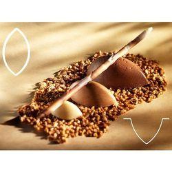 Mata do pieczenia GN1/1, pierożki, forma na 32 sztuki wym. 8x4,5x3,5cm