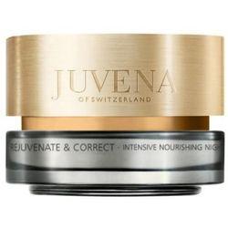 Juvena Skin Rejuvenate Intensive Nourishing Night Cream intensywnie odżywczy krem na noc do skóry suchej i bardzo suchej 50ml