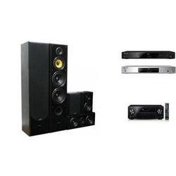 PIONEER VSX-531 + BDP-180 + TAGA TAV-606SE - Kino domowe - Autoryzowany sprzedawca