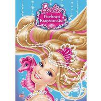 Barbie perłowa księżniczka - kolorowanka