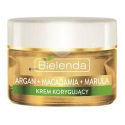 Bielenda Argan + Makadamia + Marula (W) krem korygujący do twarzy 50ml