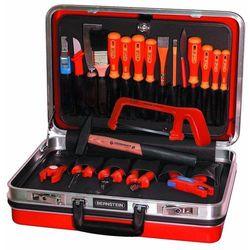 Walizka narzędziowa Bernstein 8200 VDE, 23 narzędzia, (DxSxW) 480 x 350 x 170 mm