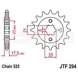 Zębatka przednia JT F294-14, 14Z, rozmiar 525 2200423 Honda XBR 500