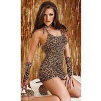 Cheetah CR-3156 drapieżna koszulka w panterkę