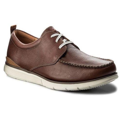 b41ec580a180a2 ... Półbuty CLARKS - Edgewood Mix 261337907 Mahogany Leather online shop  b47aa 7d0b9 ...
