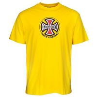 koszulka INDEPENDENT - Truck Co. Tee Yellow (YELLOW)