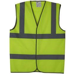 Kamizelka ostrzegawcza Vizwell VWEN03Y (żółta)