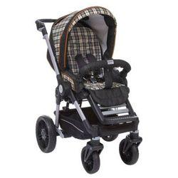 TEUTONIA Wózek BeYou Titanium Rad 7 Design 5210 Wild West Kolekcja 2015