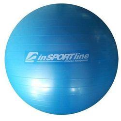 inSPORTline Top Ball 65 cm - IN 3910-3 - Piłka fitness, Niebieska
