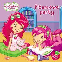 Truskawkowe Ciastko Piżamowe party (opr. miękka)