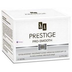 AA Prestige Pro-Smooth (W) krem na dzień wygładzający i rozświetlający 50ml