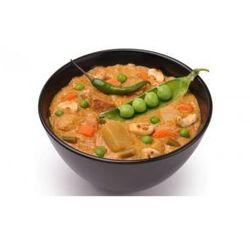 Navratan korma - Ser z warzywami w sosie orzechowym - gotowe danie bezglutenowe