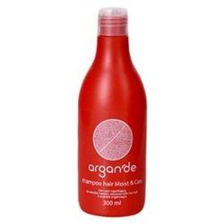 STAPIZ Argan'de Moist Care Shampoo szampon nawilzajacy z olejkiem arganowym do wlosow cienkich, zniszczonych i suchych 300ml
