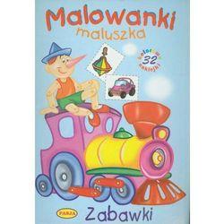 Zabawki Malowanki maluszka - Praca zbiorowa - Zakupy powyżej 60zł dostarczamy gratis, szczegóły w sklepie