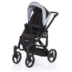 ABC DESIGN Wózek dziecięcy Mamba plus black-graphite grey,stelaż black / siedzisko black
