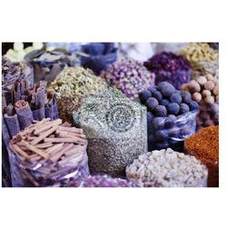 Fototapeta Dubai Spice Souk