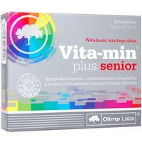 Olimp Vita-Min Plus Senior kaps. - 30 kaps.