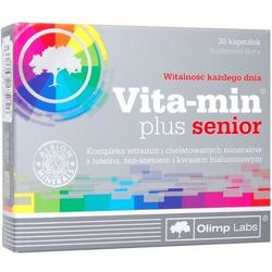 Olimp Vita-Min Plus Senior kaps. - 30 kaps.