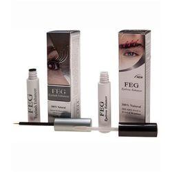 FEG - Eyelash Enhancer + Eyebrow Enhancer - Odżywka do rzęs wzmacniająca + Odżywka do brwi - 3 ml+ 3 ml
