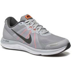 Buty sportowe Nike Nike Dual Fusion X 2 Męskie Szary 100 dni na zwrot lub wymianę