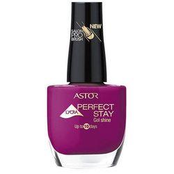 Astor Perfect Stay Gel Shine 12ml W Lakier do paznokci 303/250 Rojo Passion