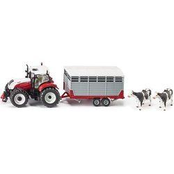 Siku, Traktor Steyr z przyczepą