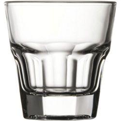 Szklanka niska Casablanca Pasabahce, poj. 140 ml