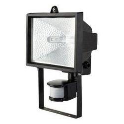 Reflektor halogenowy z czujnikiem ruchu TOMI 500 - GXER003