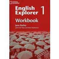 English Explorer 1 Ćwiczenia + 2 płyty CD (opr. miękka)