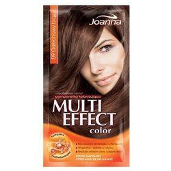 Joanna Multi Color, szampon koloryzujący w saszetce, 09 orzechowy brąz