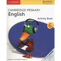 Cambridge Primary English Stage 6 Activity Book (opr. miękka)