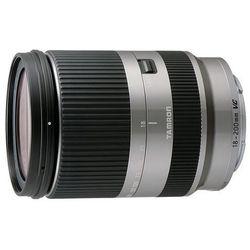 Tamron AF 18-200 mm f/3.5-6.3 Di III VC / Sony E - srebrny