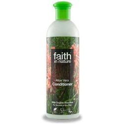 Odżywka do włosów z aloesem 400ml - Faith In Nature