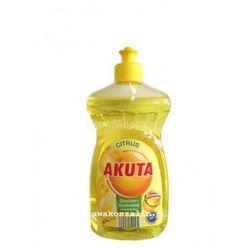 AKUTA płyn do mycia naczyń cytrynowy 500ml