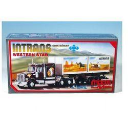 243fff39144f84 Stavebnice Monti 25 Intrans Container Western star 1:48 v krabici 31,5x16,