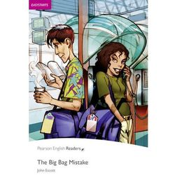 The Big Bag Mistake + CD. Penguin Readers (opr. miękka)