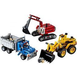 Lego TECHNIC Maszyny budowlane 42023