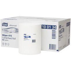 Czyściwo papierowe w dużej roli do lekkich zabrudzeń Tork białe M2