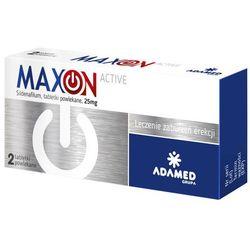 MaxOn Active 25 mg, 2 tabletki