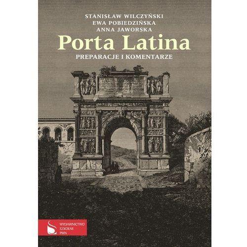 Porta Latina Podręcznik do języka łacińskiego i kultury antycznej Preparacje i komentarze (opr. miękka)