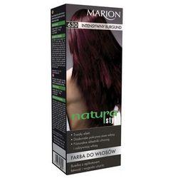 Marion Farba do włosów Natura Styl nr 630 intensywny burgund