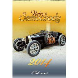 Kalendarz 2014 Retro samochody