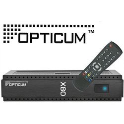 Tuner satelitarny OPTICUM X80