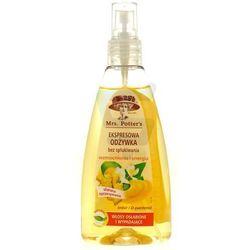 Mrs. Potters Ekspresowa odżywka do włosów w sprayu Wzmocnienie i Energia 200 ml