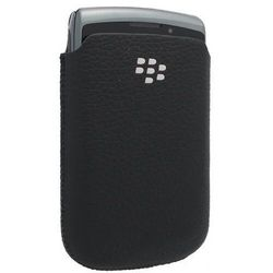 Futerał Blackberry HDW-42813-001 9800 9810 czarny bulk