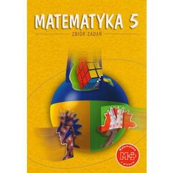 Matematyka 5 Zbiór Zadań (opr. miękka)